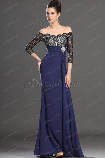 eDressit New Charming Off Shoulder Mother of the Bride Dress (26133505)