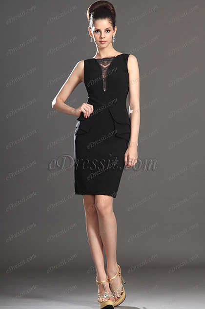 eDressit New Stylish Sleeveless Cocktail Dress Party Dress Day Dress (03131100)