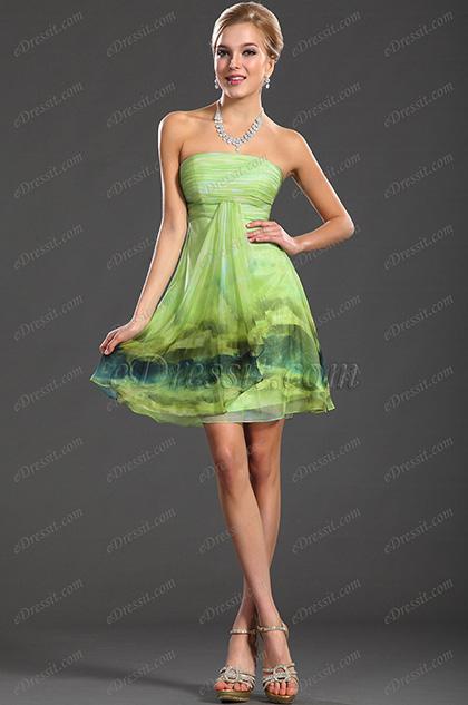 eDressit New Arrivals Lovely Strapless Cocktail Dress Party Dress (04112468)