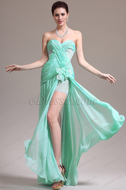 eDressit New Gorgeous Sweetheart Hand-made Flower Evening Dress Prom Gown (02134211)