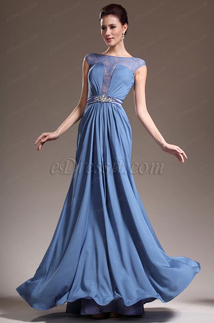 eDressit New Charming Sleeveless Lace Evening Dress (02132232)