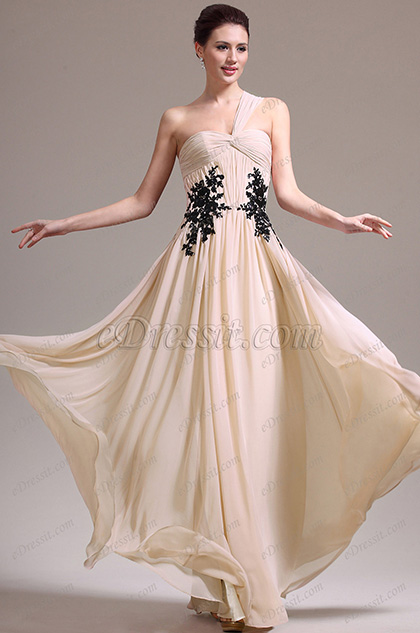 eDressit New Arrival Gorgeous One shoulder Evening Dress (00137914)