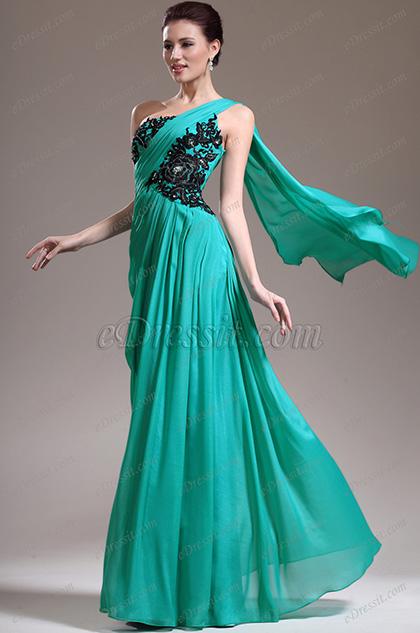 eDressit  новое очаровательное вечернее платье с одной бретелькой (00136711)
