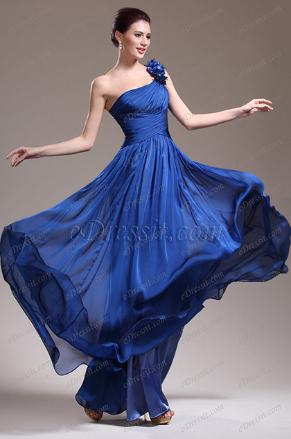 eDressit New One Shoulder Lovely Evening Dress (00136605)