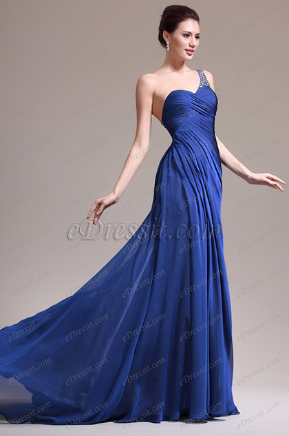 eDressit New One Shoulder Lovely Evening Dress (02133105)