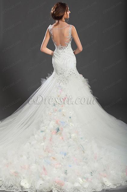 eDressit 2013 S/S Fashion Show Stylish Wedding Gown (F01110107)