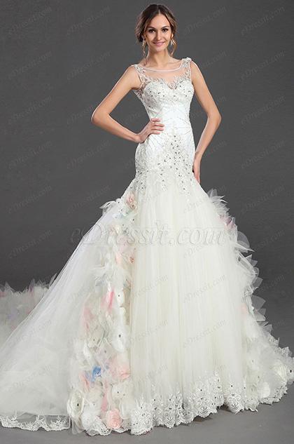 eDressit 2013 S/S Fashion Show Stylish Wedding Gown