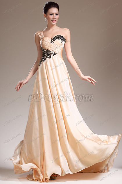 eDressit New Charming One Shoulder Evening Dress (00136314)