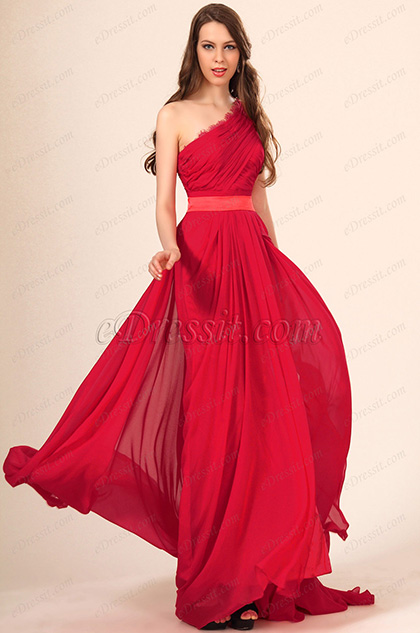 eDressit New Arrival Gorgeous One shoulder Evening Dress (00131502)