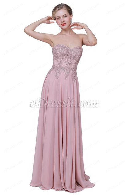 eDressit New Corset Sweetheart Long Party Evening Dress (00192101)