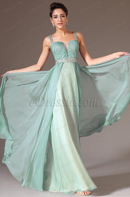 eDressit Beaded Sweetheart Prom Dress (00145004)