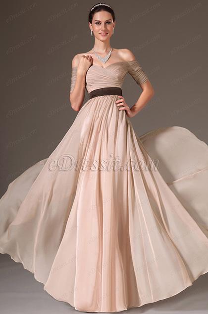 eDressit Off-Shoulder Sweetheart Prom Dress (02143546)