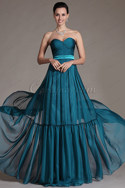 Elegant Sweetheart Evening Dress Bridesmaid Dress (C07141305)