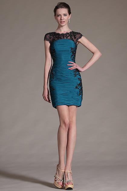 eDressit 2014 Nuevo Espectacular Vestido Top escarpado de Coctél para fiesta (04142905)