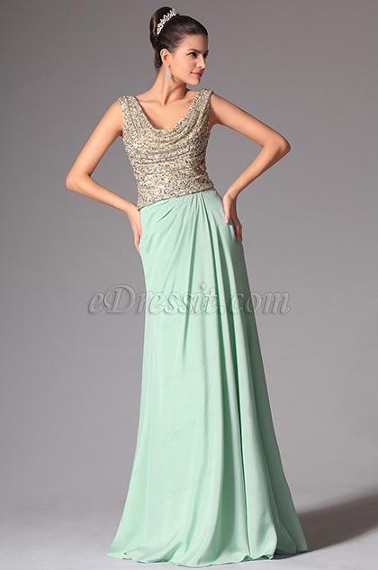 eDressit Cowl Neckline Evening Dress (00148004)