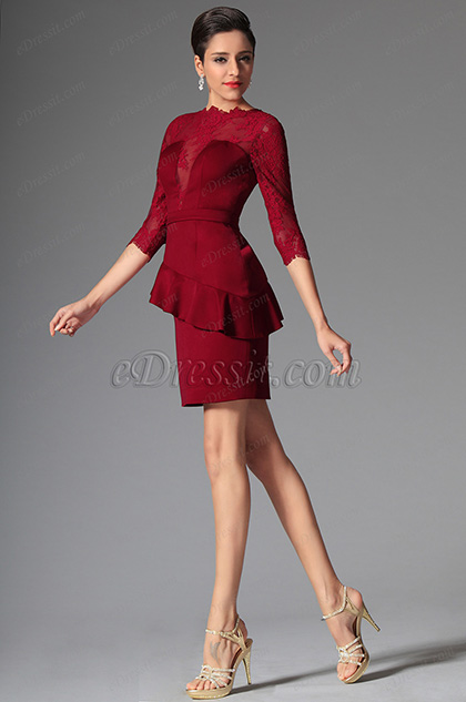 Модель платья для учителей