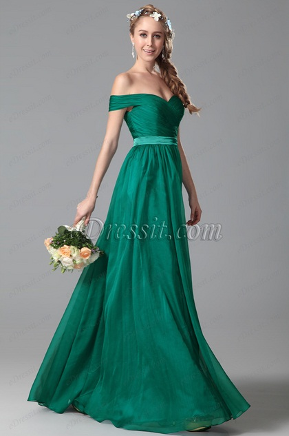 eDressit Off Shoulder Bridesmaid Dress Evening Gown (07150504)