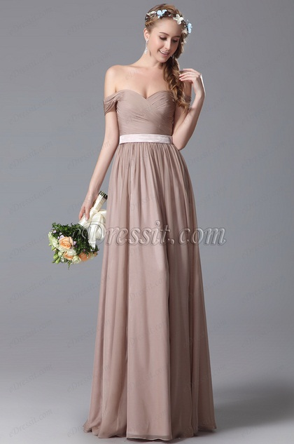 18b0766159f2 eDressit Simple Off Shoulder Bridesmaid Dress Evening Dress (07150546)