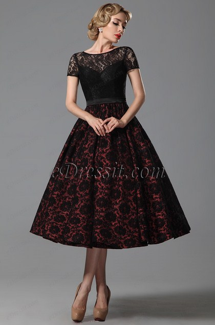 eDressit Short Sleeves Cocktail Dress Party Dress (04151417)