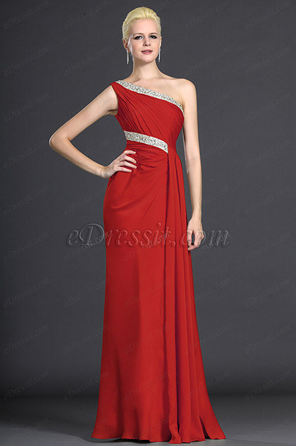 eDressit Stunning One Shoulder Evening dress (H00126014)