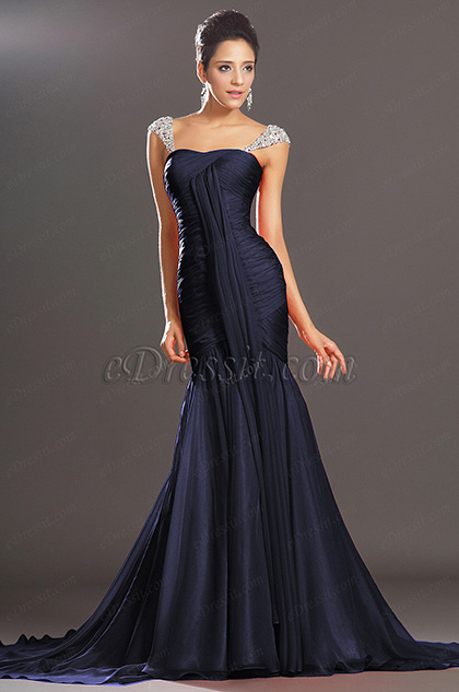 eDressit  Charming Fitted Pink Prom Evening Dress (H00131002)