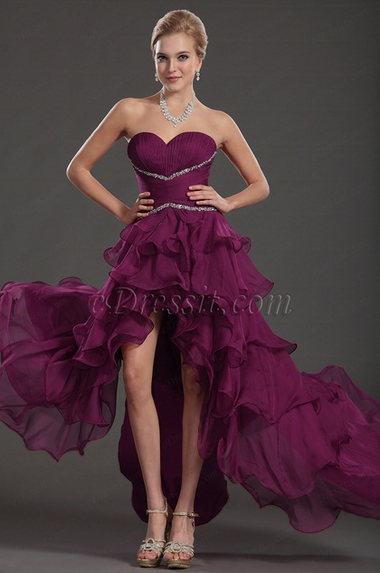 eDressit Sweetheart Strapless Formal Dress(36130112)
