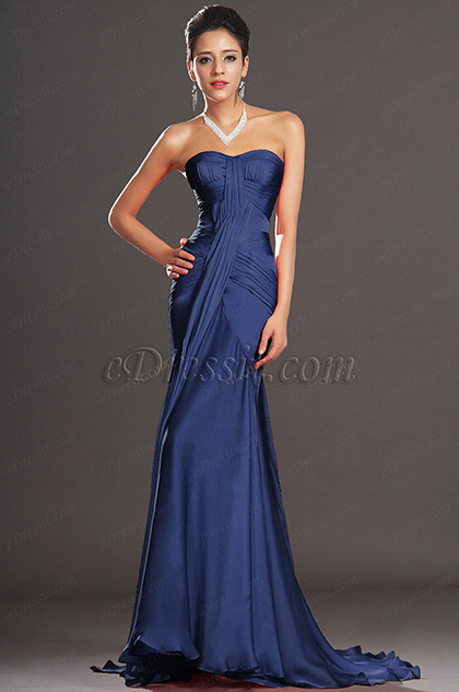 Fabulous Strapless Evening Dress (H00134310)