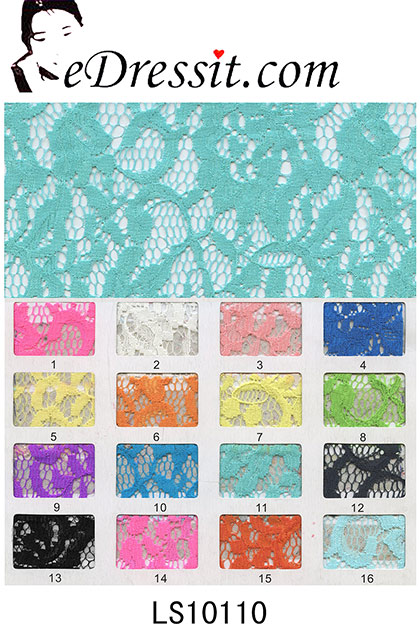 eDressit Lace Fabric (LS10100)