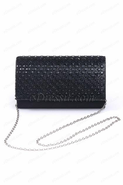 Gorgeous Black Handbag (08150400)