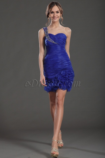 eDressit One Strap Cocktail Dress Prom (35130705)