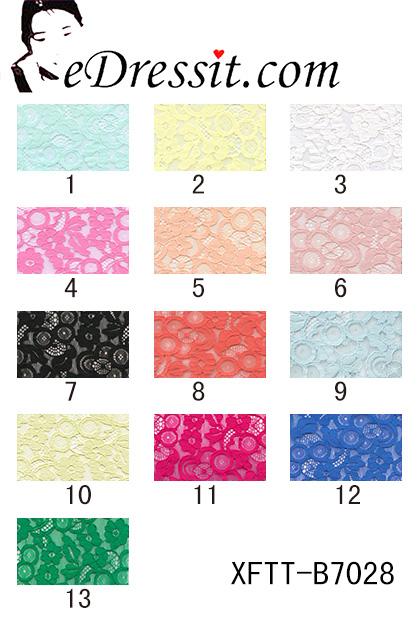 eDressit Lace Fabric (XFTT-B7028)