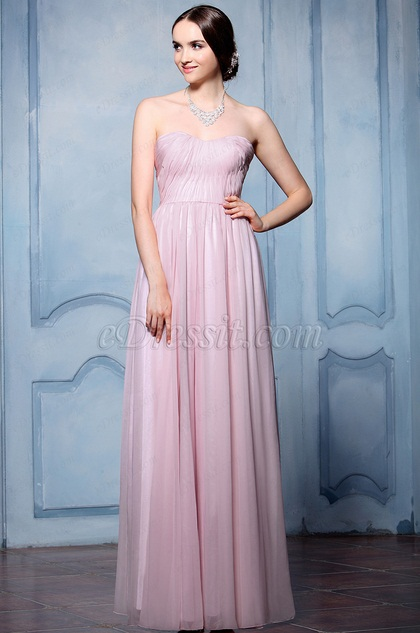 eDressit Purple Sweetheart Neckline Evening Dress (07156706)
