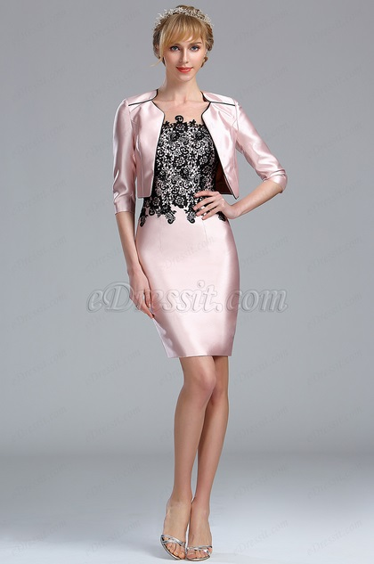 abff02a5d9e eDressit Light Pink Two Piece Mother of the Bride Dress (26173201)