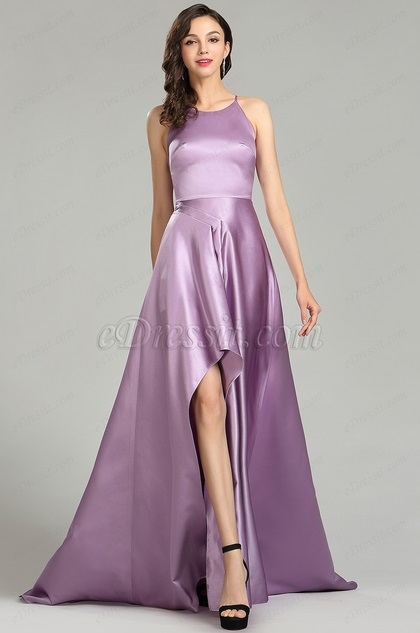 eDressit Elegant Sleeveless Purple Formal Evening Dress (00181506)