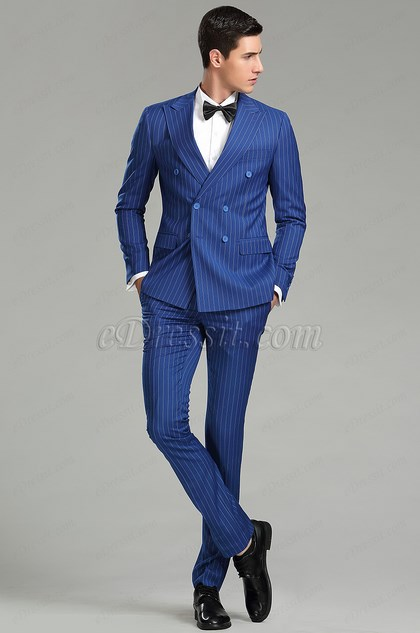 eDressit Vertical Stripes Custom Men Suits Party Tuxedo (15180205)