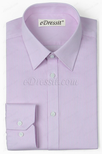 eDressit Custom Lavender Non-iron Dress Shirt (29180906)