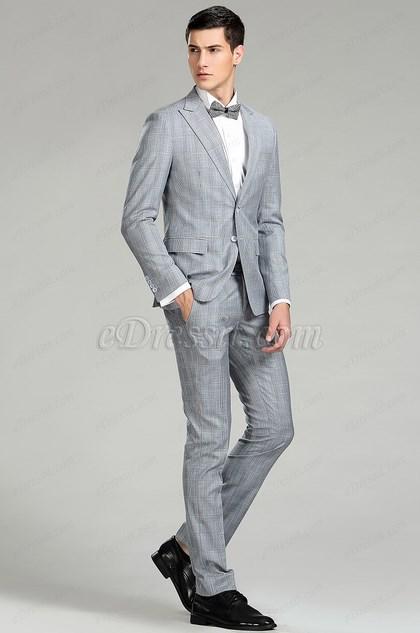 Tailor Made eDressit Men Suits Check Suit (15182008)