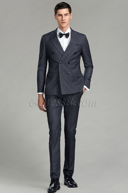 eDressit Smoky Gray Custom Men Suits Party Tuxedo (15180308)