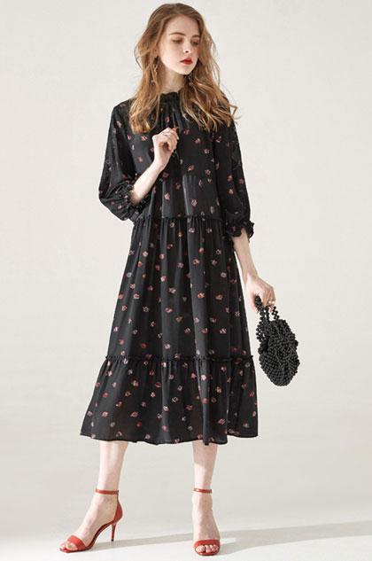 eDressit Lace Silk Women Dress Summer Dress Day Wear (30193600)