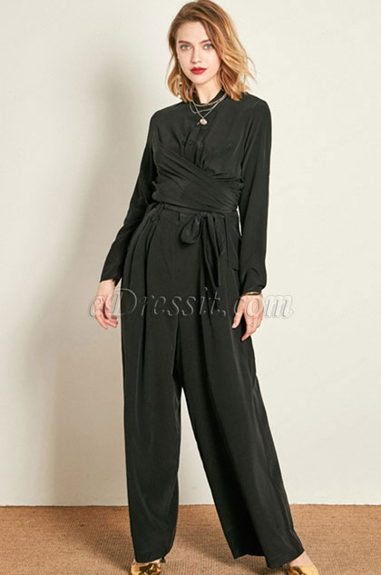 eDressit Silk Two Pieces Fashionable Casual Suit (30192504)