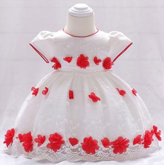 eDressit Lovely Princess Handmade Flower Baby Dress (2319040)