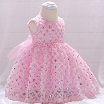 eDressit Sleeveless Handmade Baby Dress (2319035)
