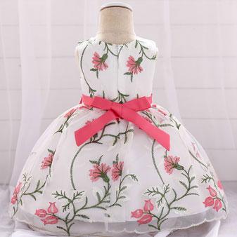 eDressit Embroidery Sleeveless Baby Dress Infant Dress (2319046)