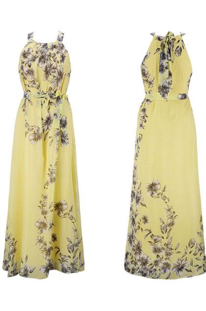 eDresssit Lovely Printed Plus Size Women Dress Summer Dress (36214068)