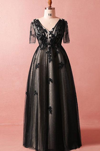 eDressit Sexy V Col Short Sleeves Plus Size Dress Women Dress (31192800)