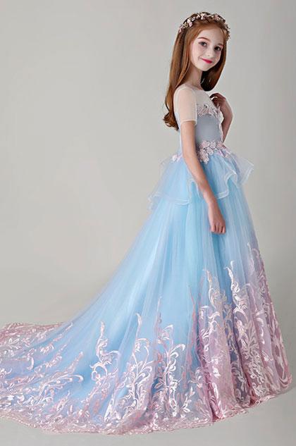 5e7fabdfc eDressit Princess Children Wedding Flower Girl Dress (27203305)
