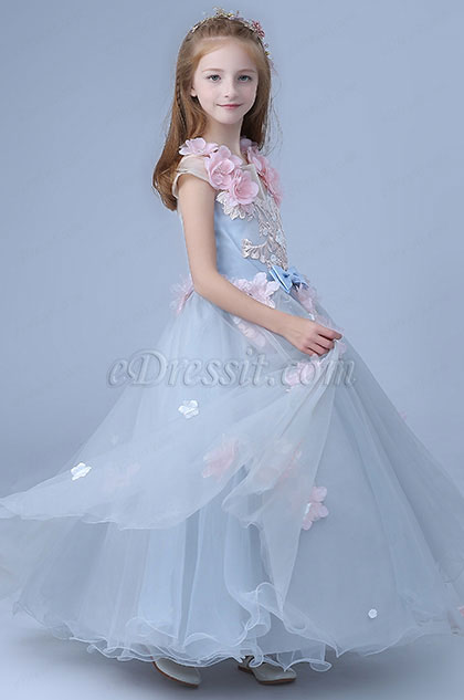 eDressit Cute Children Wedding Flower Girl Dress (27202708)