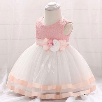 eDressit Handmade Wedding Flower Girl Party Dress Baby Dress (2319011)