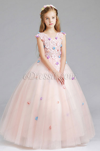 eDressit Princess Children Wedding Flower Girl Dress (27196501)