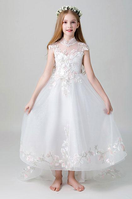 6acfddd95 eDressit Princess Long Children Wedding Flower Girl Dress (27204407)